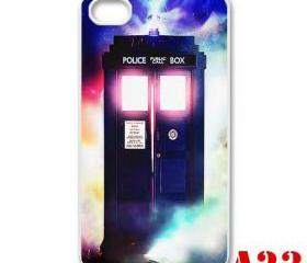 Tardis doctor who ready to fly apple iphone 4 4s case cover