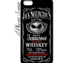 Jack skellingtons nightmare before christmast apple iphone 5 case cover