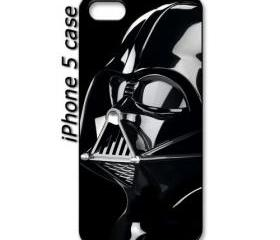 Darth vader black mask star wars apple iphone 5 case cover