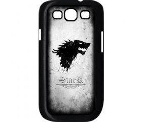 Games of Throne Stark Symbol samsung galaxy s3 i9300 case cover