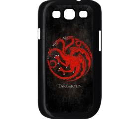 Cool Game of throne targaryen clan family red wyvern logo samsung galaxy s3 i9300 case cover