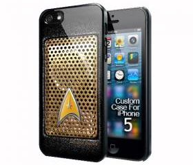 Star Trek Into the darkness Radio Communicator apple iphone 5 case cover