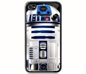 R2D2 Robot droid Star Wars apple iphone 4 4s case cover