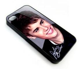 Justin Bieber apple iphone 4 4s case cover