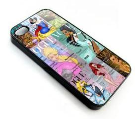 All in one Disney Princess at Vogue apple iphone 4 4s case