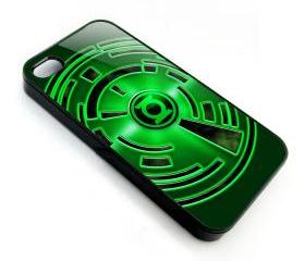 green lantern 04 apple iphone 4 4s case
