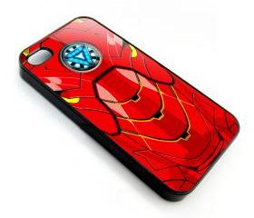 new cool iron man 3 body amor logo apple iphone 4 4s case