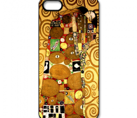 The Kiss by Gustav Klimt apple iphone 5 case cover