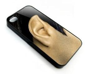 star trek spock ear apple iphone 4 4s case
