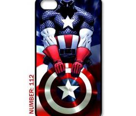 The Avengers captain america apple iphone 4 4s case