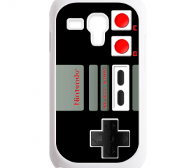 Funny Cute nintendo controller Design samsung galaxy s3 mini case cover